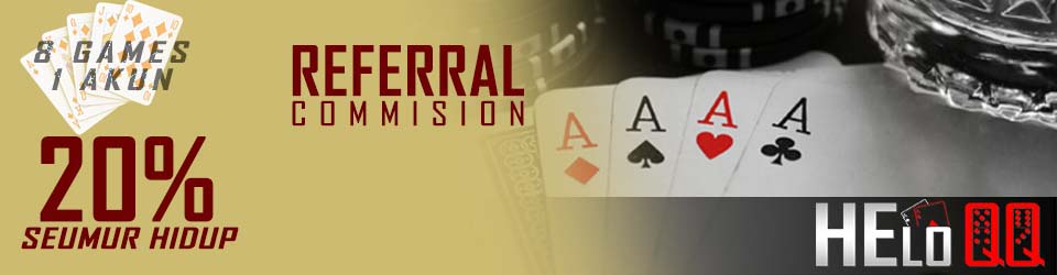 Bonus besar judi poker qq online